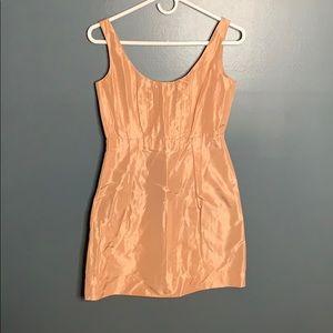 J. Crew blush dress